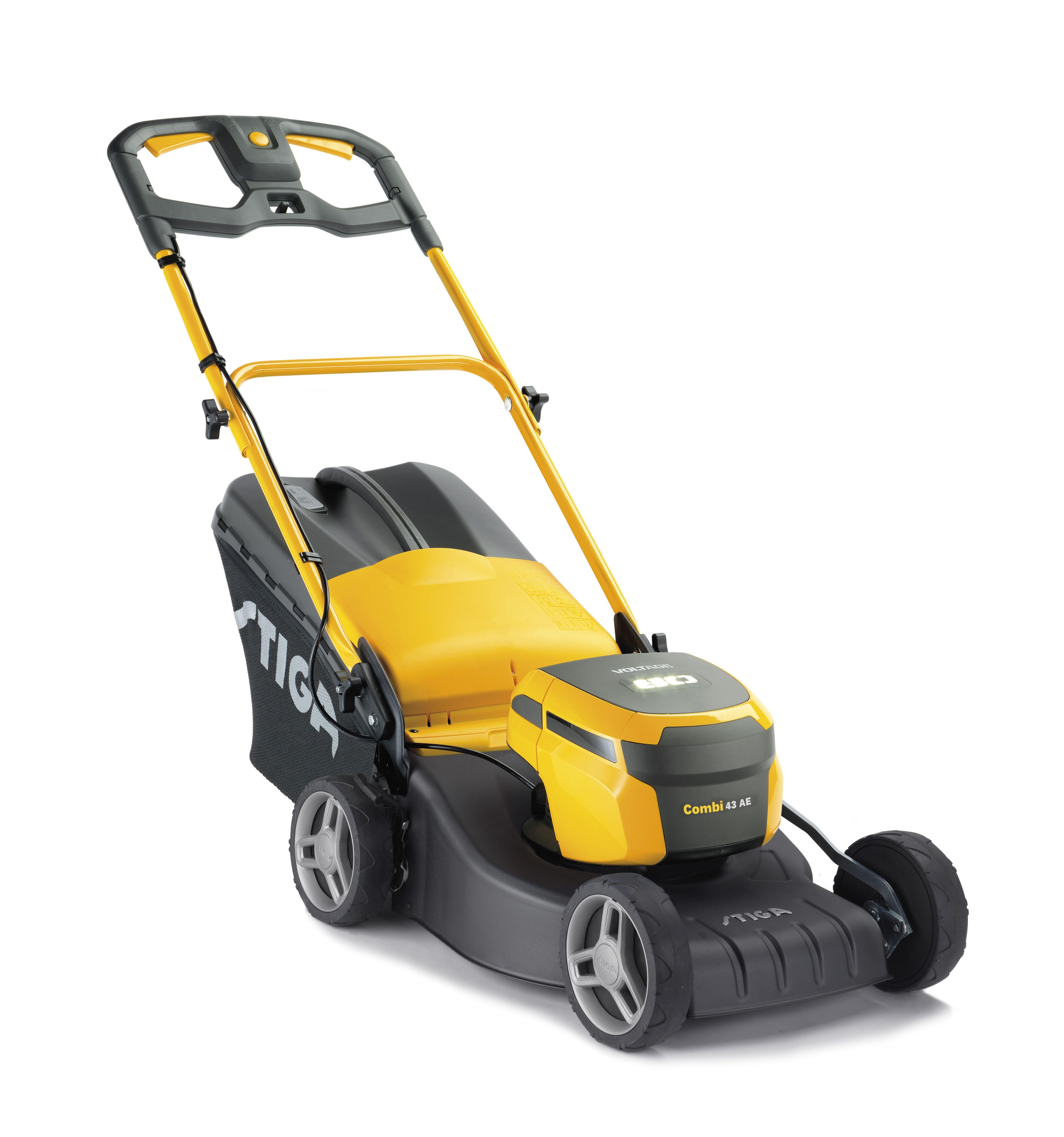Stiga 80 Volt Cordless Mower Range