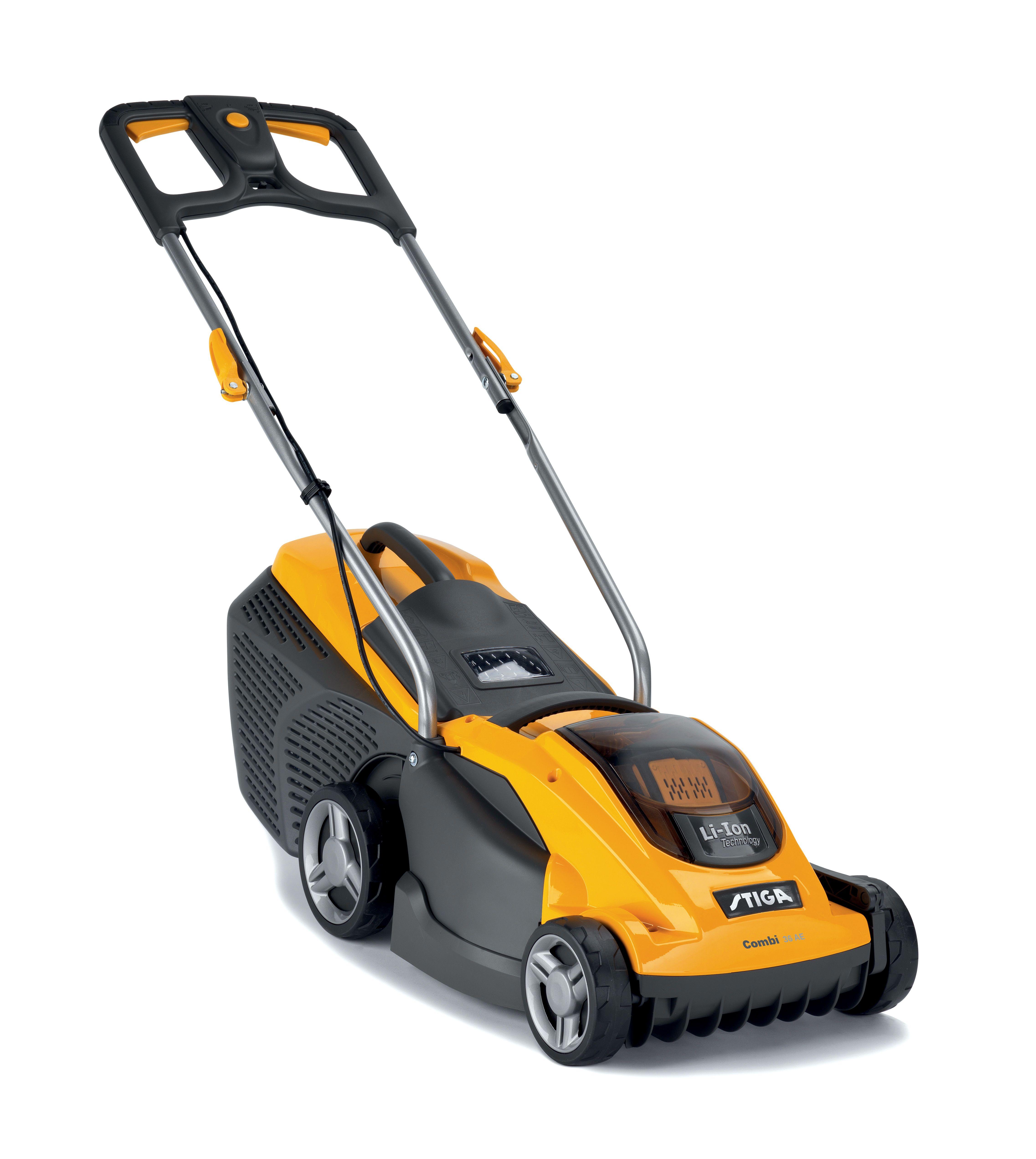 Stiga 48 Volt Cordless Mower Range